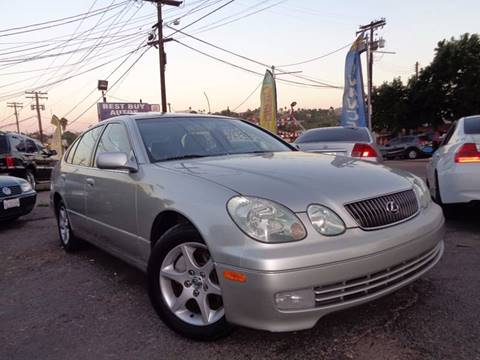2002 Lexus GS 300 for sale in Spring Valley, CA