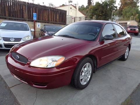 2006 Ford Taurus for sale in Spring Valley, CA