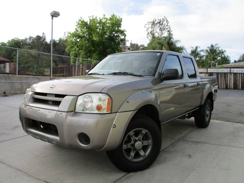 2004 Nissan Frontier For Sale At Campo Auto Center In Spring Valley CA