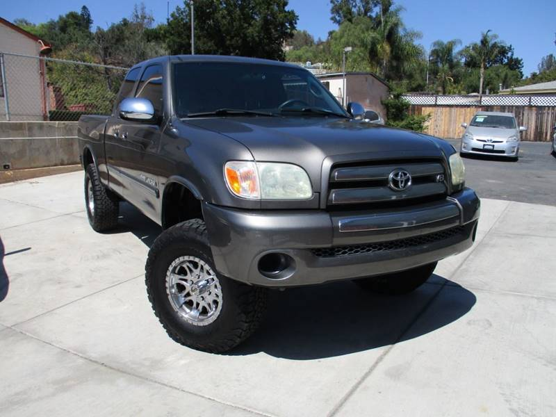 2005 Toyota Tundra For Sale At Campo Auto Center In Spring Valley CA
