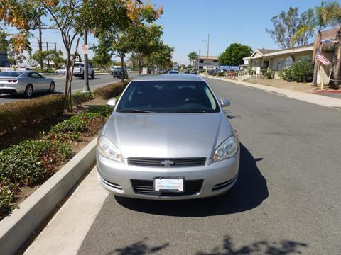 2006 Chevrolet Impala for sale in Upland CA