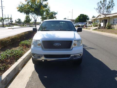2004 Ford F-150 for sale in Upland CA