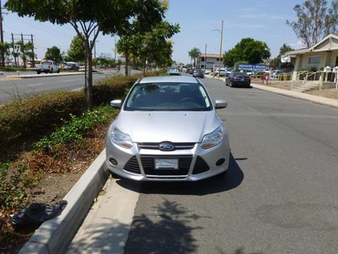 2013 Ford Focus for sale in Upland, CA