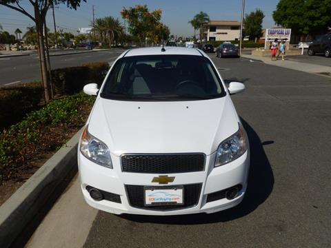 2011 Chevrolet Aveo for sale in Upland, CA