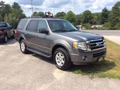 2010 Ford Expedition for sale in Waterboro ME