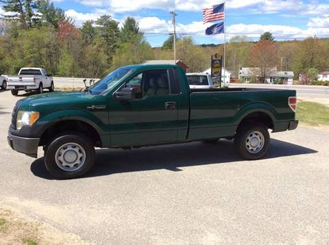 2010 Ford F-150 for sale in Waterboro, ME
