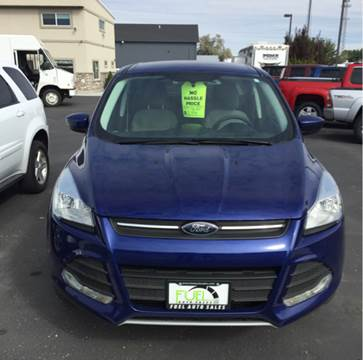 2014 Ford Escape for sale in Chubbuck, ID
