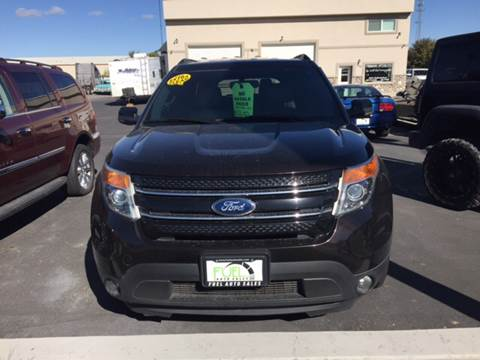 2013 Ford Explorer for sale in Chubbuck, ID