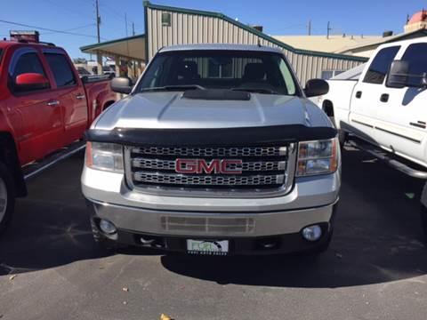 2012 GMC Sierra 2500HD for sale in Chubbuck, ID