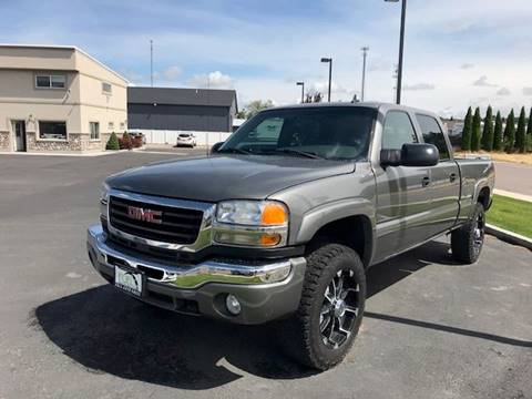 2006 GMC Sierra 2500HD for sale in Chubbuck, ID