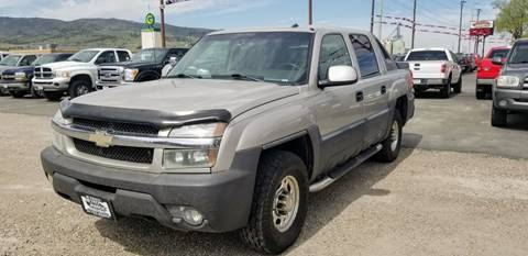 2005 Chevrolet Avalanche for sale at Auto Image Auto Sales in Pocatello ID