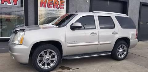 2007 GMC Yukon for sale at Auto Image Auto Sales in Pocatello ID
