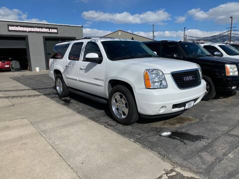 2007 GMC Yukon XL for sale at Auto Image Auto Sales in Pocatello ID