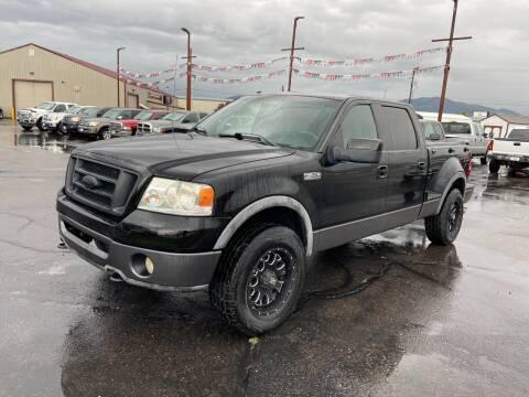 2008 Ford F-150 for sale at Auto Image Auto Sales in Pocatello ID