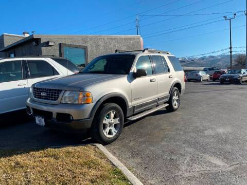 2005 Ford Explorer for sale at Auto Image Auto Sales in Pocatello ID
