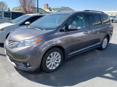 2015 Toyota Sienna for sale at Auto Image Auto Sales Chubbuck in Chubbuck ID