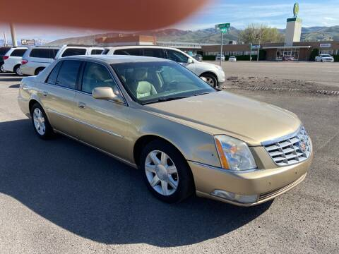 2006 Cadillac DTS for sale at Auto Image Auto Sales in Pocatello ID
