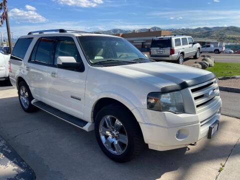 2007 Ford Expedition for sale at Auto Image Auto Sales in Pocatello ID