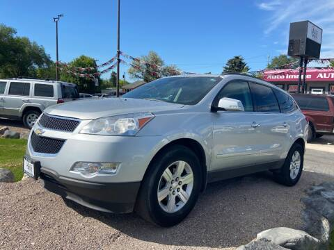 2011 Chevrolet Traverse for sale at Auto Image Auto Sales in Pocatello ID