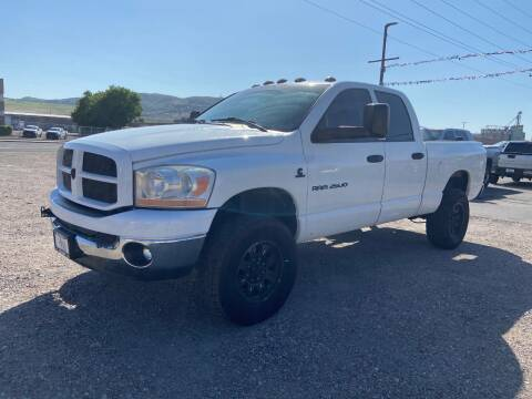 2006 Dodge Ram Pickup 2500 for sale at Auto Image Auto Sales in Pocatello ID