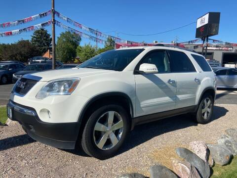2011 GMC Acadia for sale at Auto Image Auto Sales in Pocatello ID
