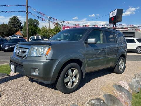 2009 Honda Pilot for sale at Auto Image Auto Sales in Pocatello ID