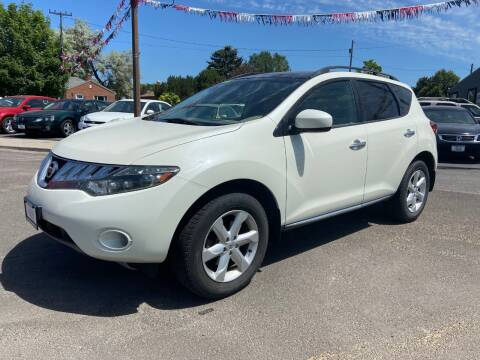2009 Nissan Murano for sale at Auto Image Auto Sales in Pocatello ID