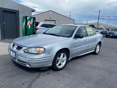 2002 Pontiac Grand Am for sale at Auto Image Auto Sales in Pocatello ID