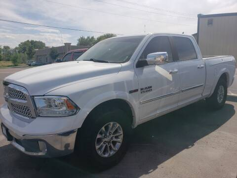 2015 RAM Ram Pickup 1500 for sale at Auto Image Auto Sales Chubbuck in Chubbuck ID
