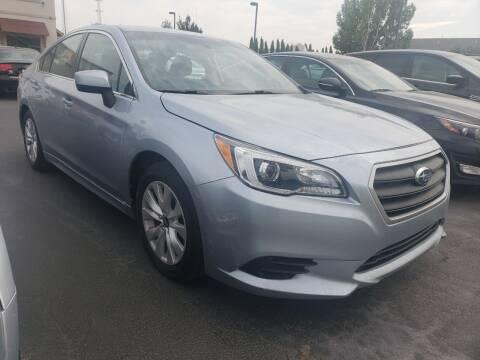 2015 Subaru Legacy for sale at Auto Image Auto Sales Chubbuck in Chubbuck ID