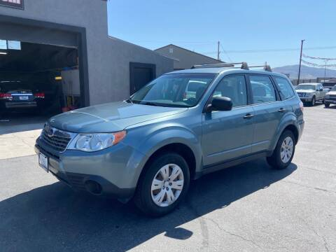 2009 Subaru Forester for sale at Auto Image Auto Sales in Pocatello ID