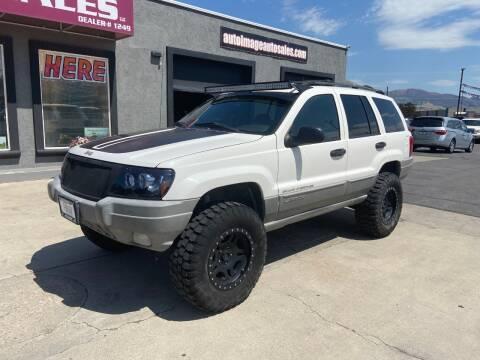 2000 Jeep Grand Cherokee for sale at Auto Image Auto Sales in Pocatello ID