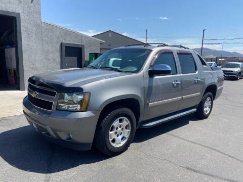 2008 Chevrolet Avalanche for sale at Auto Image Auto Sales in Pocatello ID
