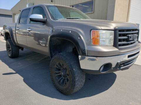 2013 GMC Sierra 1500 for sale at Auto Image Auto Sales Chubbuck in Chubbuck ID