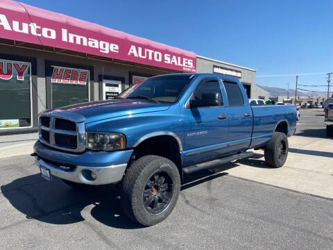 2003 Dodge Ram Pickup 2500 for sale at Auto Image Auto Sales in Pocatello ID