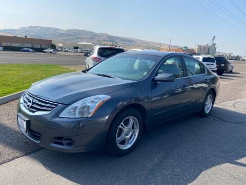 2012 Nissan Altima for sale at Auto Image Auto Sales in Pocatello ID