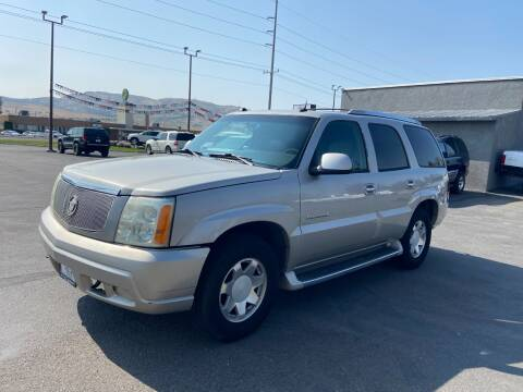 2004 Cadillac Escalade for sale at Auto Image Auto Sales in Pocatello ID