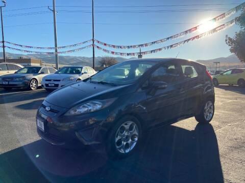 2013 Ford Fiesta for sale at Auto Image Auto Sales in Pocatello ID