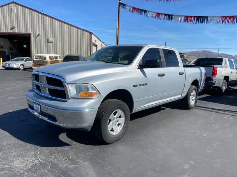 2009 Dodge Ram Pickup 1500 for sale at Auto Image Auto Sales in Pocatello ID