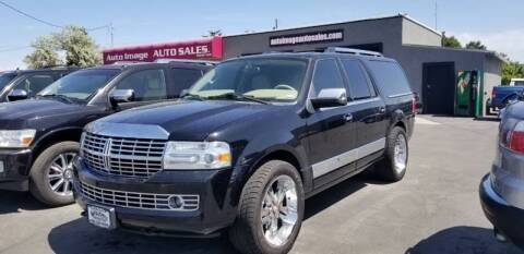 2008 Lincoln Navigator L for sale at Auto Image Auto Sales in Pocatello ID