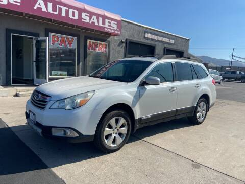 2011 Subaru Outback for sale at Auto Image Auto Sales in Pocatello ID
