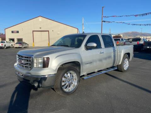2010 GMC Sierra 1500 for sale at Auto Image Auto Sales in Pocatello ID