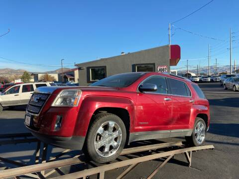 2011 GMC Terrain for sale at Auto Image Auto Sales in Pocatello ID