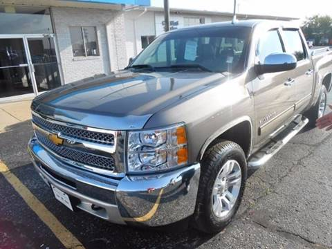2013 Chevrolet Silverado 1500 for sale in West Plains, MO