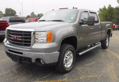 2008 GMC Sierra 2500HD for sale in West Plains MO