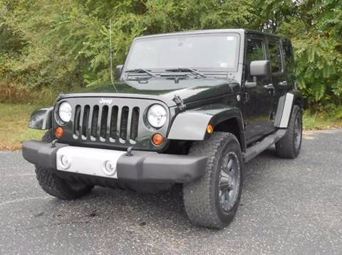 2011 Jeep Wrangler Unlimited for sale in West Plains, MO