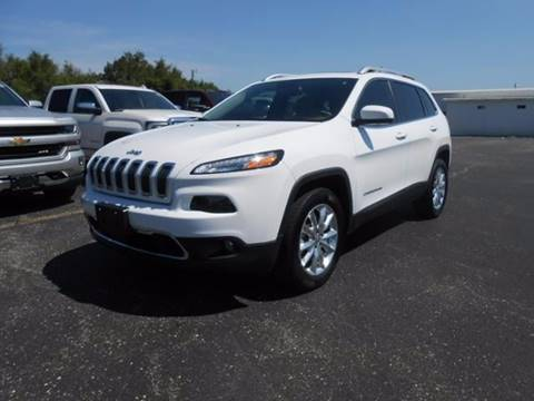 2015 Jeep Cherokee for sale in West Plains, MO