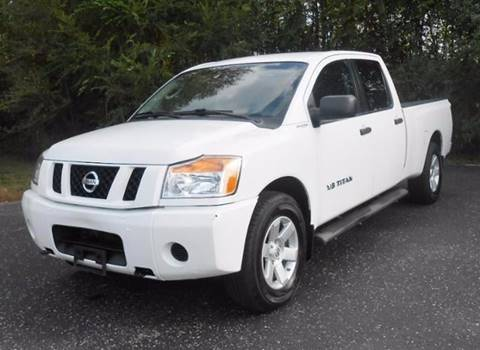 2008 Nissan Titan for sale in West Plains MO