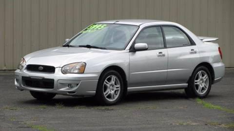 2004 Subaru Impreza for sale in Montour Falls, NY