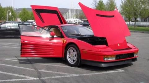 1991 Ferrari Testarossa for sale in Montour Falls, NY